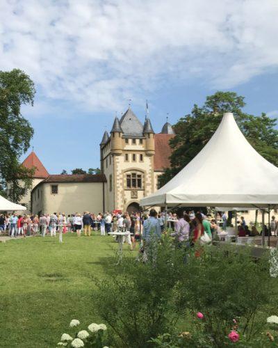 Schlosshotel Götzenburg Schlossgarten